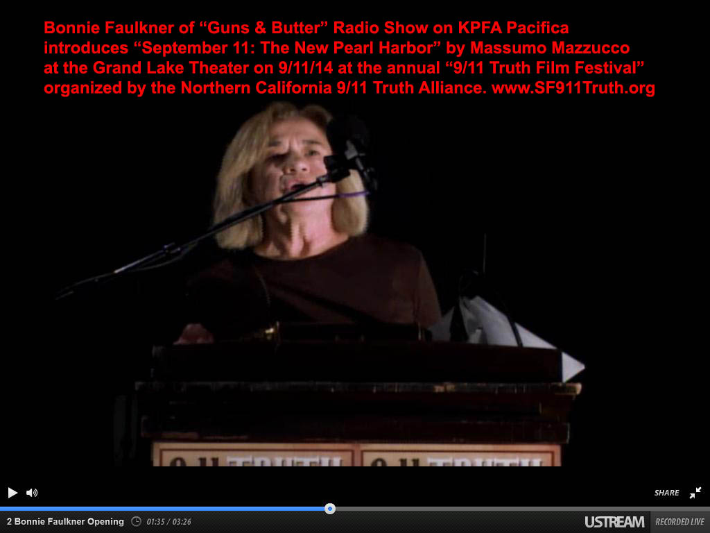 Bonnie-Faulkner_Guns&ButterRadio-text_9-11TruthFilmFest9-11-14vic-sadot-screenshot-NoLiesRadio