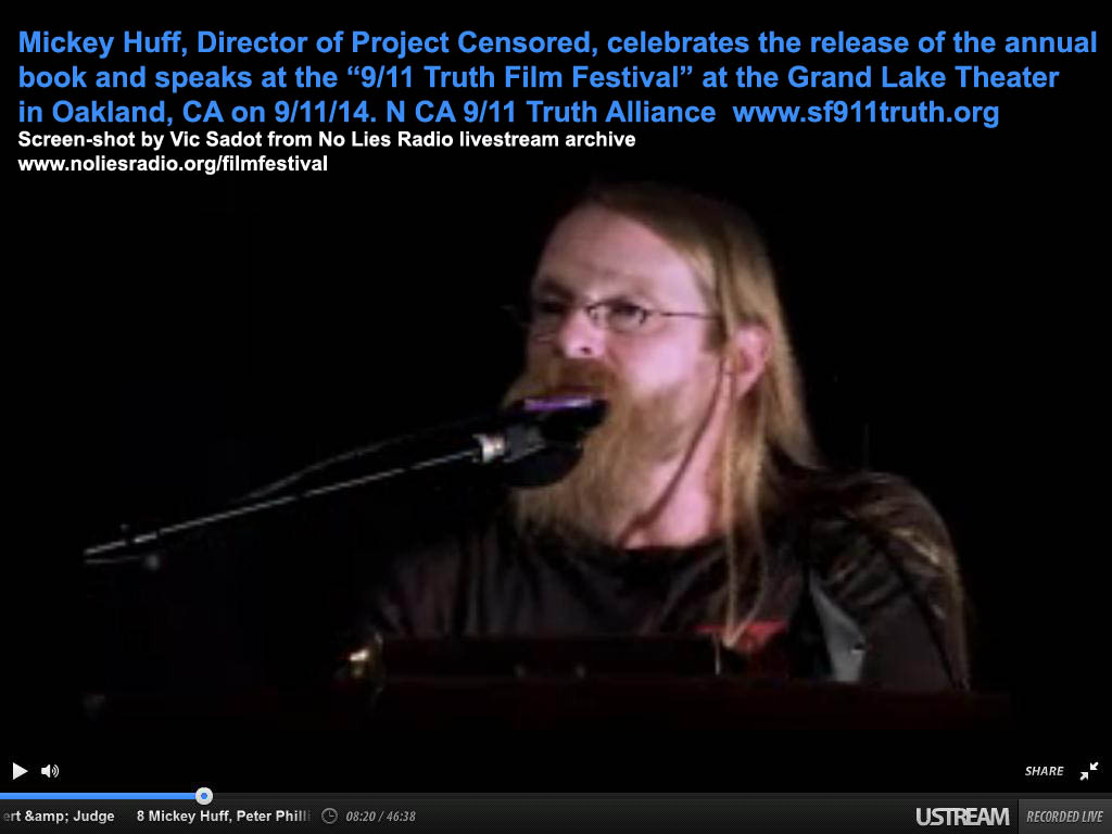 Mickey-Huff-text_Project-Censored_9-11TruthFilmFest9-11-14vic-sadot-screenshot_NoLiesRadio