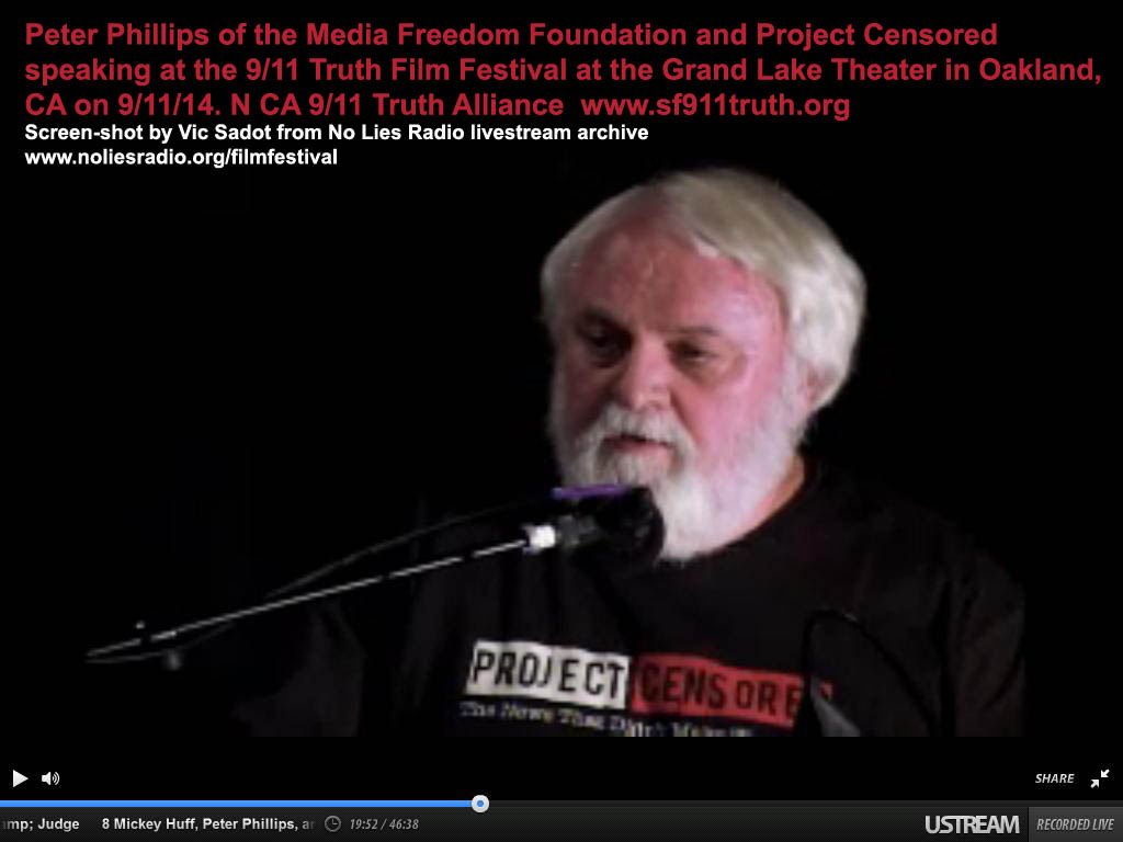 Peter-Phillips-text_Media-Freedom-Foundation_Project-Censored_9-11TruthFilmFest9-11-14vic-sadot-screenshot_NoLiesRadio