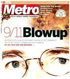 Metro Magazine 9/11 Blowup with Richard Gage