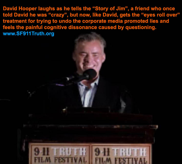 David-Hooper-smile-text_Anatomy-of-a-Great-Deception_Story-of-Jim_9-11FilmFest9-11-14vic-sadot-screenshot-NoLiesRadio