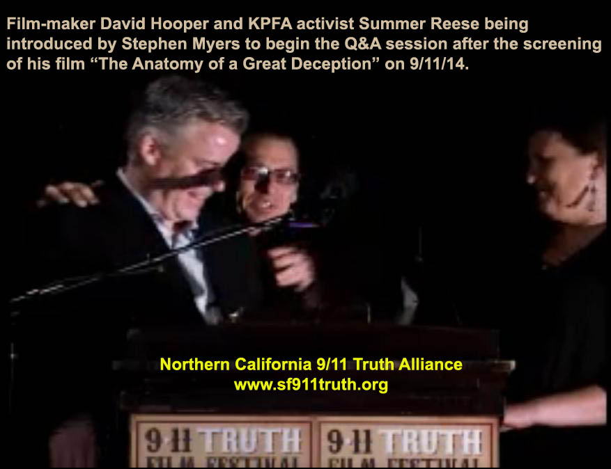 David-Hooper2_Anatomy-of-a-Great-Deception_MC-Stephen-Myers_Summer-Reese9-11TruthFilmFest9-11-14vic-sadot-photo-NoLiesRadio