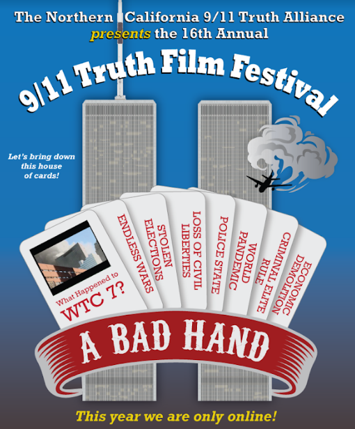 The 16th Annual 9/11 Truth Film Festival